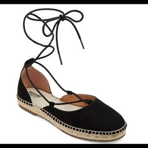 Mossimo supply co target lace up espadrilles